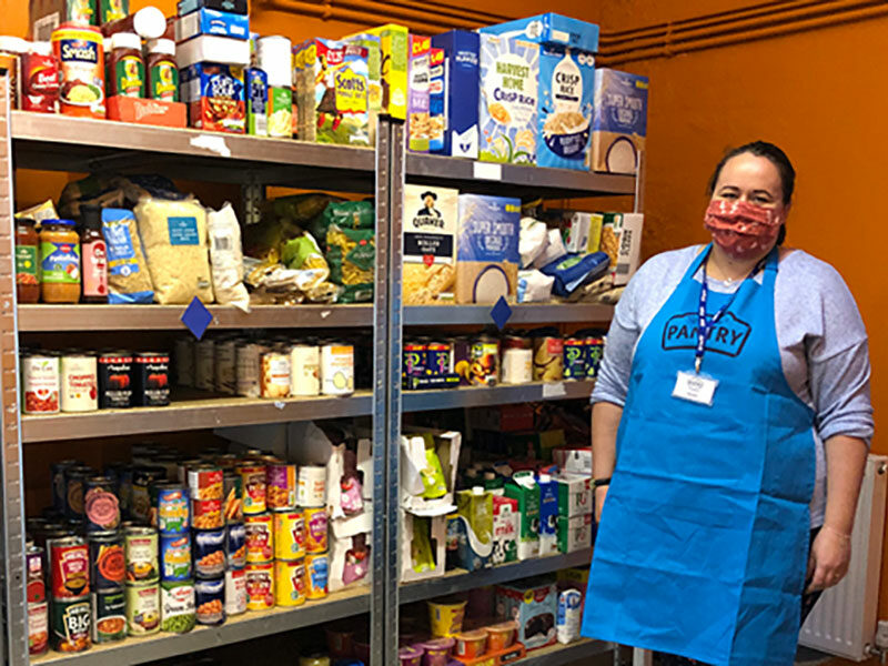 South Liverpool Foodbank Your Local Pantry network continues to grows