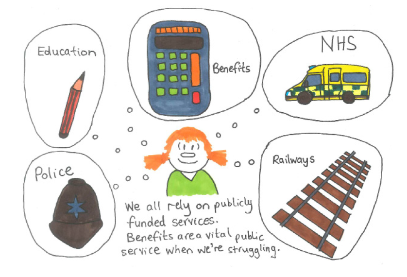 Doodles against Poverty: re-framing our conversations