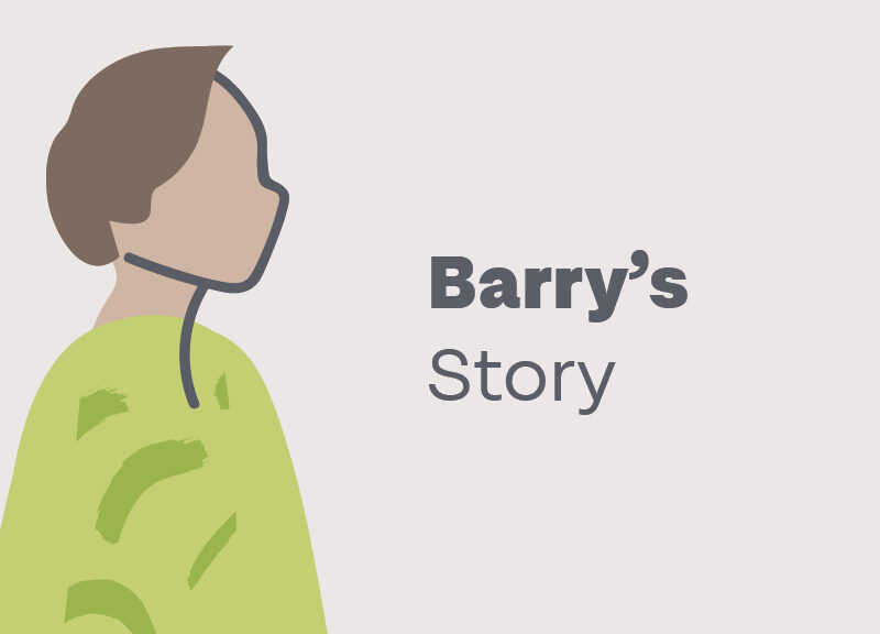 Barry's story